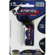 Battery - Alkaline 9V-1 pk