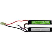Battery - V Energy LiPo 7.4V 1300mAh 20C 2 Split