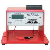 Chronograph - Custom Chrono Red Chrono Station PB