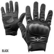 Gloves - Zulu Tactical-Grey-2XL