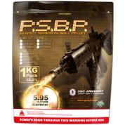 G&G Perfect .20g BBs 1kg-Black****