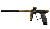 HK Army Luxe X Paintball Gun - Dust Black / Gold