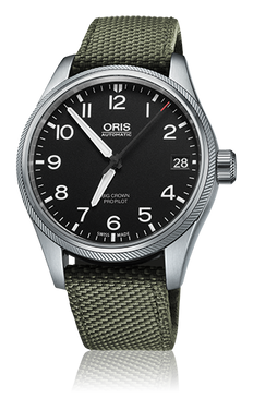 Oris Big Crown Pro Pilot Day Date 01 751 7697 4164-07 5 20 14FC