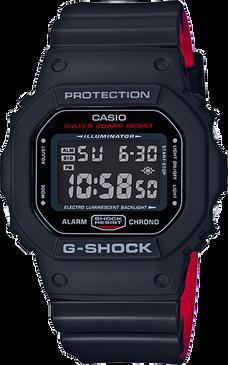 Casio G-Shock Classic 2-tone DW5600HR-1