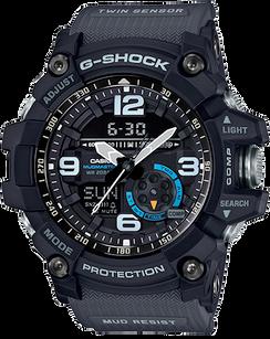 Casio G-Shock Mudmaster Twin Sensor Blk/GrEY GG1000-1A8