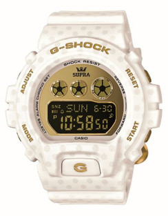 G-Shock Supra White GMDS6900SP-7