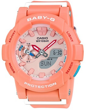 Casio Baby-G Orange BGA185-4A