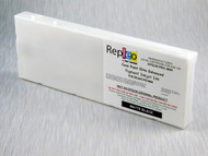 Repleo Recycled 220 ml Cartridge for the Epson Pro 4800 filled with Cave Paint Elite Enhanced pigment ink - Matte Black