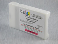 Repleo Recycled 220 ml Cartridge for the Epson Pro 7800/9800 filled with Cave Paint Elite Enhanced pigment ink - Light Magenta