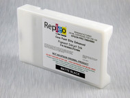 Repleo Recycled 220 ml Cartridge for the Epson Pro 7880/9880 filled with Cave Paint Elite Enhanced pigment ink - Matte Black