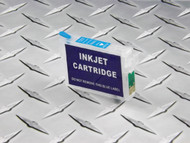 Refillable Cartridge for Epson Photo 1400 and Artisan 1430 - Cyan