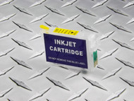 Refillable Cartridge for Epson Photo 1400 and Artisan 1430 - Yellow
