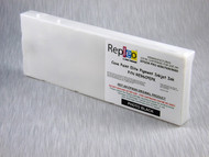 Repleo Recycled 220 ml Cartridge for the Epson Pro 4000/7600/9600 filled with Cave Paint Elite pigment ink - Photo Black