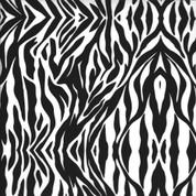 "Zebra Thermoflex Fashion Patterns 12"" x 12"" Sheets (Click for Quantities)"