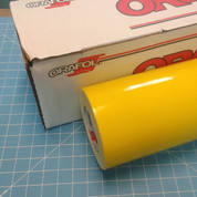 Yellow Oracal 751 Sign Vinyl (click for lengths & width)