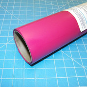 "Hot Pink Thermoflex 15"" Roll (Click for Lengths)"