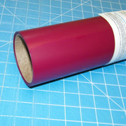 "Maroon Thermoflex 15"" Roll (Click for Lengths)"