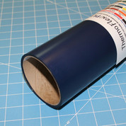 "Navy Thermoflex 15"" Roll (Click for Lengths)"