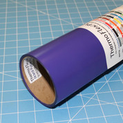 "Purple Thermoflex 15"" Roll (Click for Lengths)"