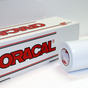 "White Oracal 651 Sign Vinyl 24"" Wide (select length)"