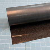 "Black Siser Glitter 20"" Roll (Click for Lengths)"