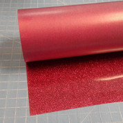 """Cherry Siser Glitter 20"""" Roll (Click for Lengths)"""