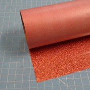 "Copper Siser Glitter 20"" Roll (Click for Lengths)"