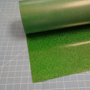 "Green Siser Glitter 20"" Roll (Click for Lengths)"