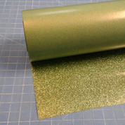 "Green Light Siser Glitter 20"" Roll (Click for Lengths)"