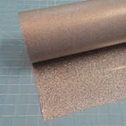 "Light Multi Siser Glitter 20"" Roll (Click for Lengths)"