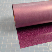 "Purple Siser Glitter 20"" Roll (Click for Lengths)"