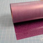 """Purple Siser Glitter 20"""" Roll (Click for Lengths)"""