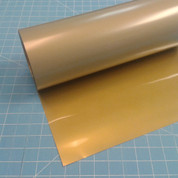 "Gold Siser Stretch 15"" Roll (Click for Lengths)"