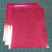"Blush Siser Glitter Three (3) 10"" x 12"" Sheets"