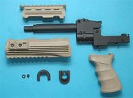 AK47 Tactical Front Set with Grip (Sand)(Special Offer) GP468C