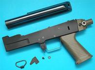 AK Metal Body Set (FM Style)(Extended Stock)(OD) GP650O