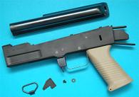AK Metal Body Set (FM Style)(Fix Stock)(Sand) GP649S