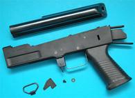 AK Metal Body Set (FM Style)(Fix Stock)(Black) GP649B