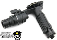CSA Surefire Style M900V Vertical Foregrip WeaponLight (BK)  [JH003432]