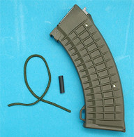 AK47 Waffle Pattern Magazine (OD) (150rds) GP582