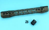 16.2″ M-Lok (Sand) GP-MLK001AS