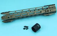 12.5″ Phantom M-Lok (Sand) GP-MLK002CS