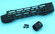 10.75″ Upper Cut M-Lok (Black) GP-MLK003B