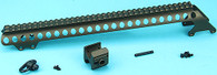 Shotgun Receiver Rail Set (Medium) (Sand) GP-SHP020SD