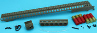 Shotshell Receiver Rail Set (Long) (Sand) GP-SHP011S