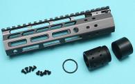 Multi-Task Fore Change System 8″ M-LOK (Slim/Gray) GP-MLK014GY