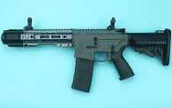 E.G.T. EMG SAI GRY AR15 CQB (Stubby Stock) (Gray) (Only Accept Pre Order) GP-EGT006GY