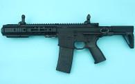 E.G.T. EMG SAI GRY AR15 CQB (PDW Stock) (Black) (Only Accept Pre Order) GP-EGT007BK