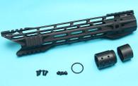 M.T.F.C. System 12.5″ Shark M-Lok (Black) GP-MLK017BK