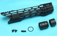 M.T.F.C. System 10.75″ Shark M-Lok (Black) GP-MLK018BK